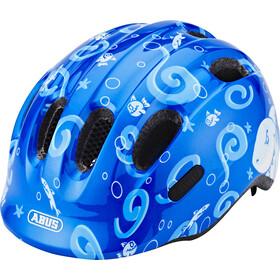 ABUS Smiley 2.0 Helmet Kids blue sharky